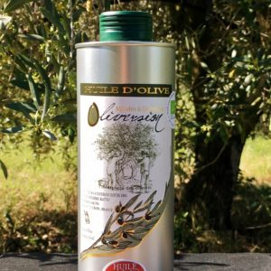 huile d'olive fruite vert intense bio 0.5l