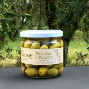 Olives vertes Picholine