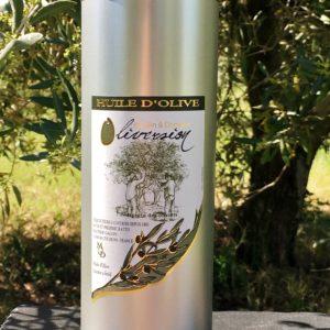 Huile d'olive fruité vert tradition