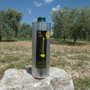 Huile Olive AOC Provence Bio Fruité Vert 0.5 L