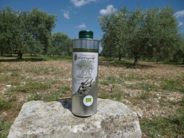 Huile d'Olive vierge-extra Bio Fruité Vert 1 L