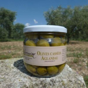 Olives Aglandau Cassée