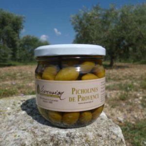 Olives Picholine