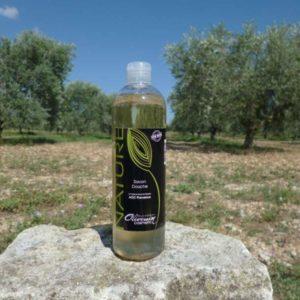 Savon douche nature pur olive 250ml