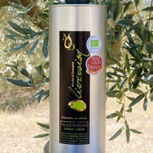 Huile d'olive fruité mur